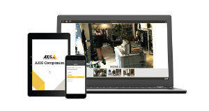 Axis Software de Gestión de Video
