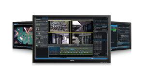 Pelco Software de Gestión de Video