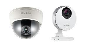 Samsung Cámaras Indoor