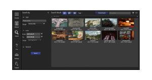 Sony Software de Gestión de Video
